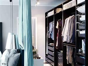 Faire Dressing Dans Une Chambre : faire un dressing dans une petite chambre ~ Premium-room.com Idées de Décoration