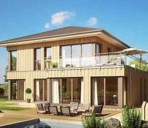 Fertighaus Mit Dachterrasse : moderne stadtvilla einfamilienhaus evolution 154 v11 bien ~ Lizthompson.info Haus und Dekorationen