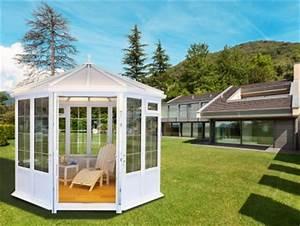 Prix Veranda En Kit : verandas aluminium ou pvc en kit vivons dehors ~ Premium-room.com Idées de Décoration