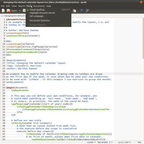 1110  How To Use Geditlatexplugin?  Ask Ubuntu