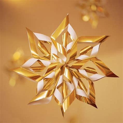 15 festive diy ornaments - Christmas Star Ornaments