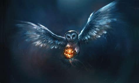 Creepy Owl Wallpapers by 15 Beautiful Owl Artworks Free Premium Templates
