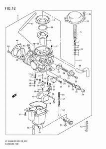 250 Quad Carburetor Diagram : trying to remove the mikuni from an 04 suzuki z250 quad ~ A.2002-acura-tl-radio.info Haus und Dekorationen