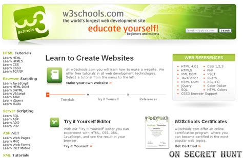 w3 css top 5 to learn html and css for free youngster stuff