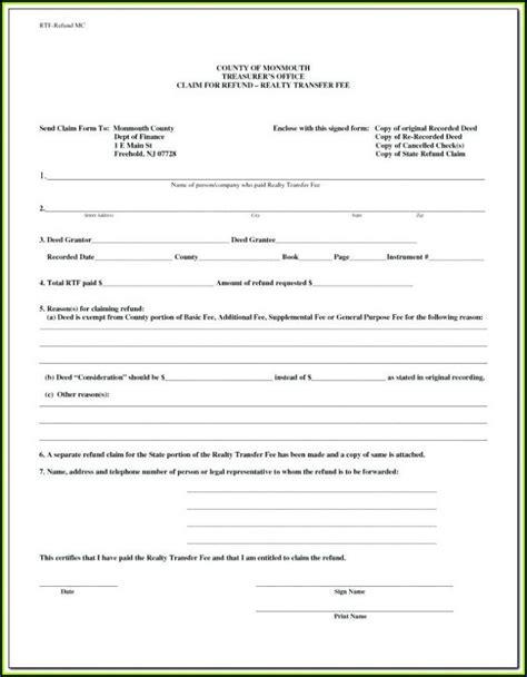 florida enhanced life estate deed form  form