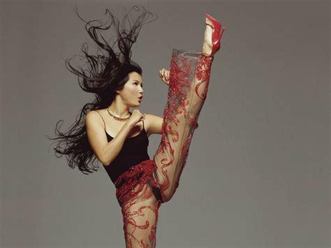 Kelly Hu Wallpapers Geekshizzle