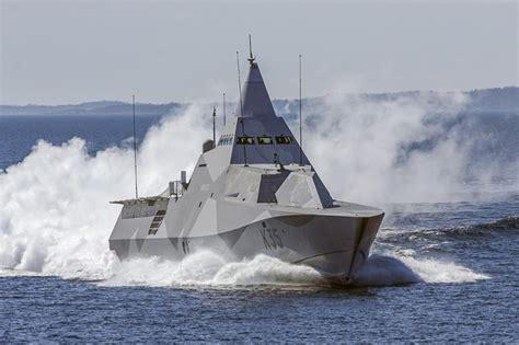 Swedish Navy orders Saab's multi tactical data links ...