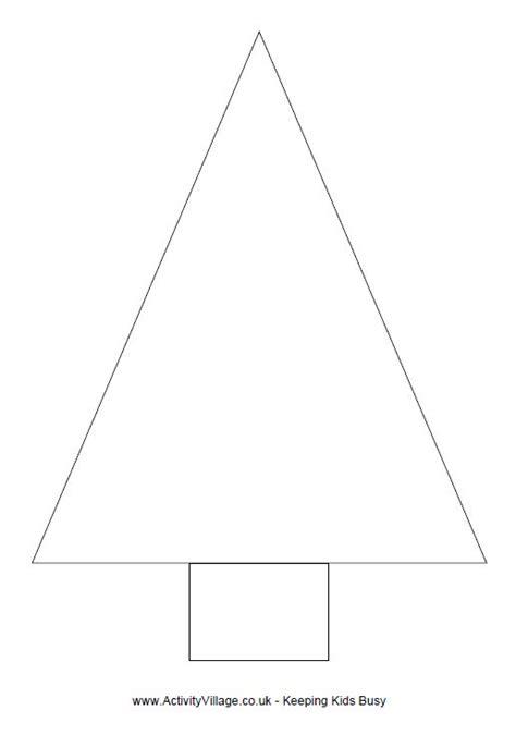 christmas tree printable  activityvillagecouk pinned