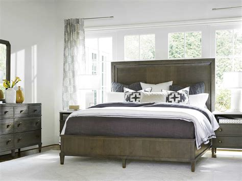 universal furniture playlist melody brown eyed girl panel bed bedroom set ufbset