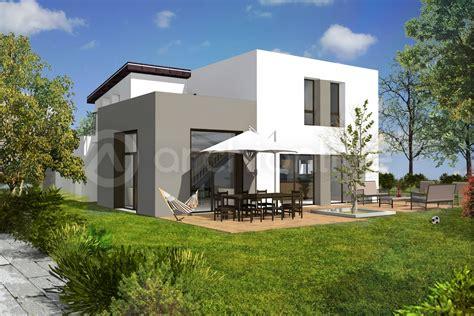 plan de maison 4 chambres plain pied gratuit affordable gorgeous plan maison en u plan de maison