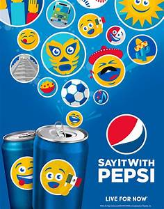 SAY IT WITH PEPSI™!