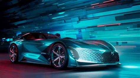 Prototype Car Wallpaper by Wallpaper Ds X E Tense Concept Cars 2018 4k Automotive