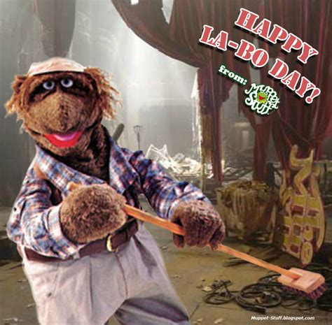 Taxi driver mcgillicuddy was seen in the jungle sketch on sesame street , where ernie mistakes him for dr. Muppet Stuff: Happy La-Bo Day!