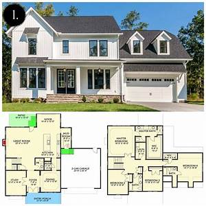 12 Modern Farmhouse Floor Plans - Rooms For Rent blog
