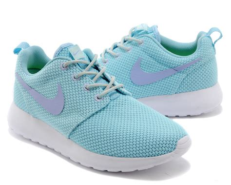 Nike Light Blue Shoes by S Nike Roshe Run Shoes Light Blue