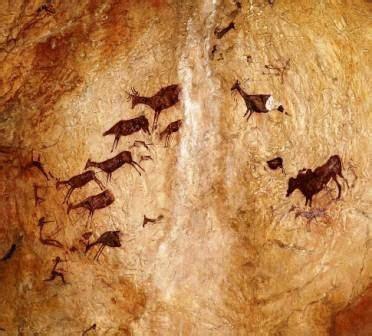 caceria de ciervos cova dels cavalls castellon hacia