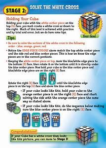 Solving A 3 3 Rubik U2019s Cube  U2013 Creativentechno