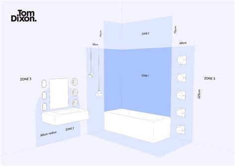 23 Wonderful Bathroom Lighting Zones Explained