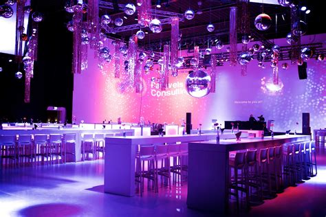 organize  beautiful staff party  event lounge  brussels