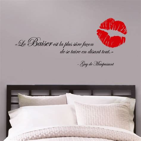 stickers pour chambre adulte lovely stickers muraux pour chambre adulte 5 stickers