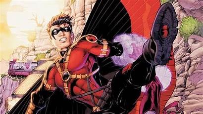 Titans Teen Wallpapers Comics Background Desktop Abyss