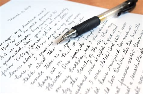 8 Tips To Improve Your Handwriting (plus A Free Worksheet)  The Postman's Knock