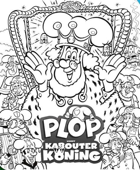 Ketnet Kleurplaten Rox by Kleurplaten En Zo 187 Kleurplaten Plop Wordt Kabouterkoning