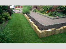 Garden Sleepers Rochdale Pride Home Services