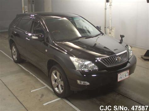 2011 toyota harrier black for sale stock no 47587 used cars exporter