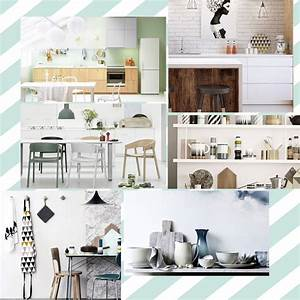La cuisine passe a lheure scandinave elle decoration for Idee deco cuisine avec deco cuisine scandinave