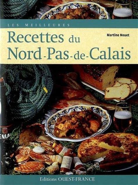 livre recettes du nord pas de calais nouet martine