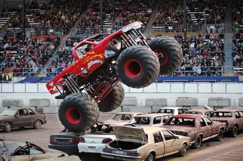 how many monster trucks are there in monster jam what 39 s new at the puyallup spring fair 425 magazine