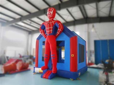 Spiderman Bounce House Jumping For Sale, Buy Commercial