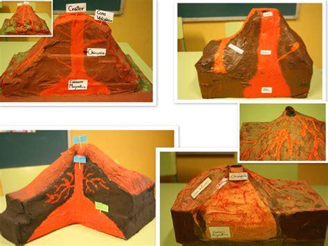 imagenes de volcanes en maqueta aprendiendo juntos maqueta de volcanes maquetas de placas