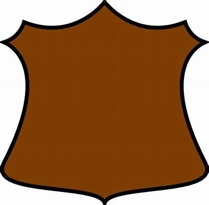 Plain Shield Clip Clipart Clker