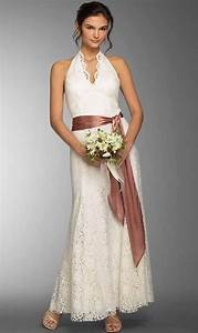 Wedding dresses most simple elegant wedding dresses for Casual second wedding dresses