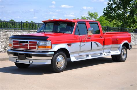 Ford Crew Cab by 1995 Ford F 350 Crew Cab Dually
