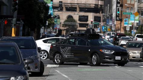 Uber Wants Privately Owned Self-driving Cars To Be Illegal