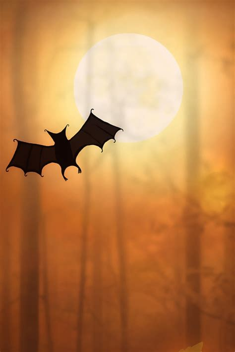 Halloween Bats Background HD Wallpapers Download Free Images Wallpaper [1000image.com]