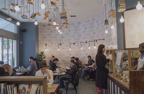 Get your daily caffeine fix in style. Instagrammable Cafes In NYC in 2020 | Cute coffee shop ...