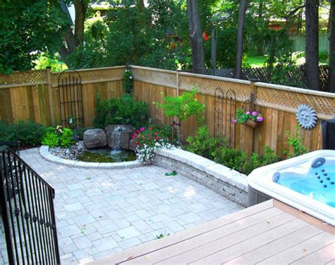 small backyard oasis backyard oasis
