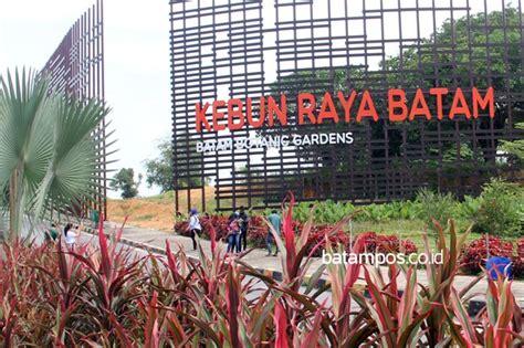 Nongsa, berada di tepi jalan hang lekiu km. Kembangkan Master Plan Kebun Raya Batam - batampos.co.id
