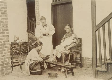 Revisiting Footbinding The Evolution Of The Body As