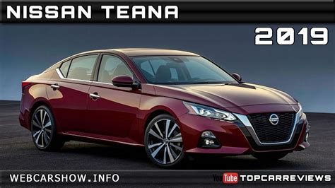 Review Nissan Teana by 2019 Nissan Teana Review Rendered Price Specs Release Date