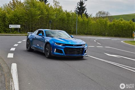 2016 Zl1 Camaro For Sale by Chevrolet Camaro Zl1 2016 20 May 2016 Autogespot