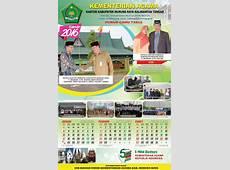 Template Kalender 2017 Gratis – Nirwana Digital Print