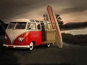 Volkswagen Bus Wallpapers - Wallpaper Cave