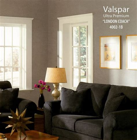 valspar 4002 1b london coach picked out this color on a
