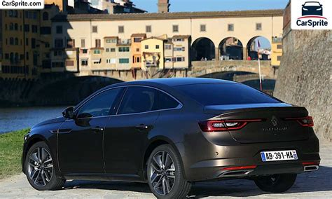 Renault Talisman 2017 Prices And Specifications In Uae