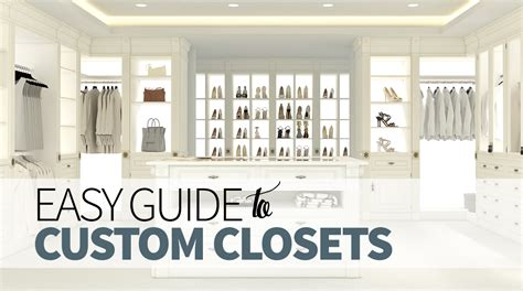 complete guide to custom closets in houston nsg closet